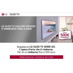 TV 4k LG rimborso fino a € 500
